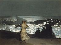 Summer Night, 1890, homer