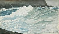 Surf, Prout-s Neck, homer