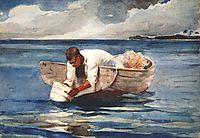 The water fan, 1899, homer