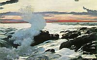 West Point, Prout-s Neck, 1900, homer