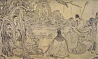 An Elegant Gathering, hongshou