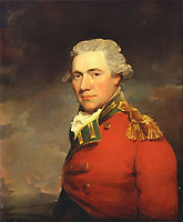 An Unknown British Officer, hoppner
