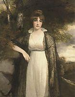 Eleanor Agnes Hobart, Countess of Buckinghamshire, hoppner