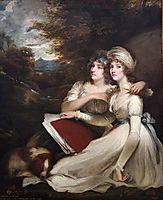 The Frankland Sisters, 1795, hoppner