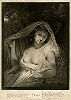 Lady Hamilton as 'Neæra', 1788, hoppner