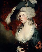 Mary Robinson as Perdita, 1782, hoppner