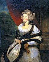 Mrs. Cholmondeley, 1791, hoppner