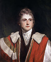 Peter Leopold Nassau Cowper, 5th Earl Cowper, hoppner
