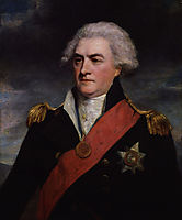 Portrait of Adam Duncan, 1st Viscount Duncan, 1798, hoppner