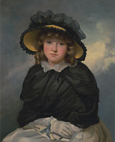 Portrait of Louisa Lane, Called -Cecilia-, 1782, hoppner