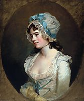 Portrait of Mrs Williams, 1790, hoppner