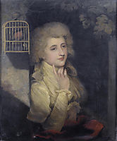 Portrait of Mrs Young, hoppner