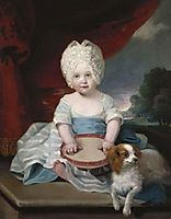Princess Amelia, 1785, hoppner