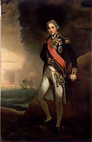 Rear-Admiral Sir Horatio Nelson, 1800, hoppner