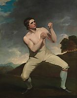 Richard Humphreys, the Boxer, 1788, hoppner