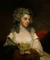 Susannah Edith, Lady Rawley, 1785, hoppner