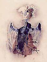 Heraldic eagle, 185, hugo