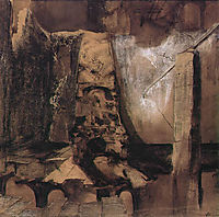 The key is here, the gate elsewhere, 1871, hugo