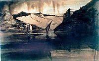 La tour des rats, 1847, hugo