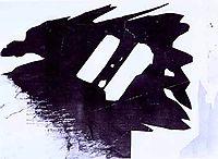 Silhouette fantastique, 1854, hugo