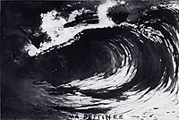 The Wave or My Destiny, 1857, hugo