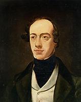 Portrait of William Pink, 1842, hunt