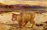 The Scapegoat, 1856, hunt