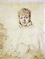 Auguste-Jean-Marie Guénepin, 1809, ingres
