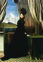 Caroline Murat, Queen of Naples, 1814, ingres