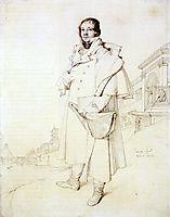 Charles François Mallet, ingres