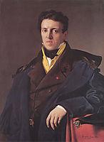Charles-Marie-Jean-Baptiste Marcotte (Marcotte d-Argenteuil), 1810, ingres