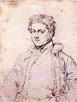 Charles Robert Cockerell, 1817, ingres
