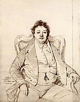 Charles Thevenin, ingres