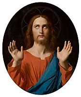 Christ, 1834, ingres