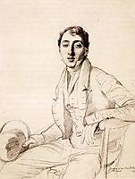 Dr. Louis Martinet, ingres