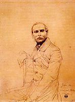 Franz Adolf von Stuerler, ingres