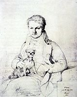 Jacques Marquet, Baron de Montbreton de Norvins, ingres