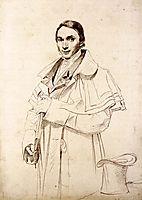 Jean François Antoine Forest, ingres