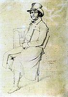 Jean François Julien Menager, ingres