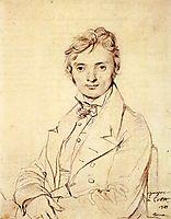Jean Pierre Cortot, ingres
