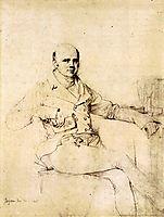 John Russel, Sixth Duke of Bedford, ingres