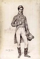 Lord Graham, Thomas Philip Robinson, ingres