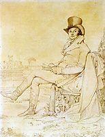 Lucien Bonaparte, ingres