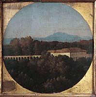 Orangery Villa Borghese, 1806, ingres