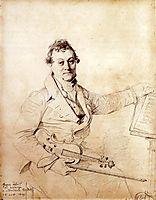 Pierre Marie François de Sales Baillot, ingres