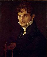 Portrait Belvèze, 1805, ingres