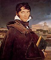 Portrait of Francois-Marius Granet, 1807, ingres