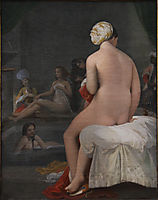 The Small Bather, 1828, ingres
