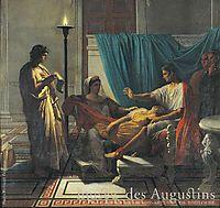 Tu Marcellus Eris, 1820, ingres