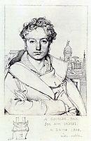 Victor Dourlen, ingres